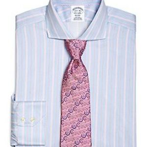 Brooks Brothers Non-Iron Regent Fit Dress Shirt